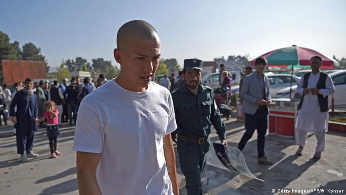 Afghanistan abgeschobene Asylbewerber kehren zurück