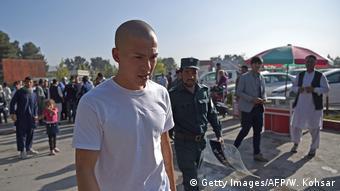 Afghanistan abgeschobene Asylbewerber kehren zurck Getty ImagesAFPW Kohsar