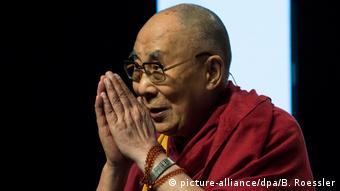 Deutschland Frankfurt Dalai Lama