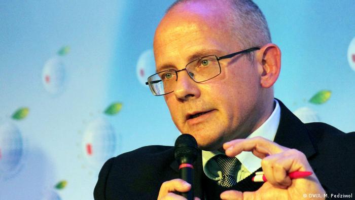 Polen 27. Wirtschaftsforum Andreas Umland