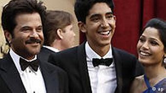 Cast of 'Slumdog Millionaire'