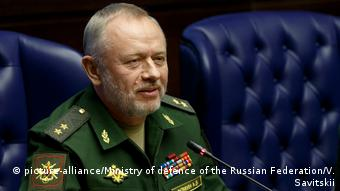 Alexander Fomin (picture-alliance/Ministry of defence of the Russian Federation/V. Savitskii)