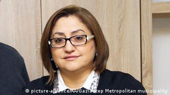 Fatma Sahin, gradonačelnica Gaziantepa
