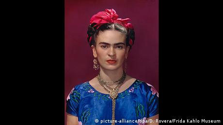 Frida Kahlo Modeschau in Rom