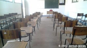 Mosambik Ausbildungsräume Gesundheitsinstitut in Inhambane