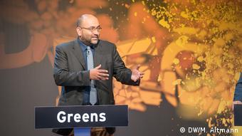 Conflict Zone - The Debate Omid Nouripour Die Grünen