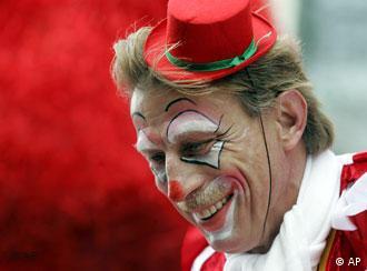 Daum za vrijeme kelnskog karnevala
