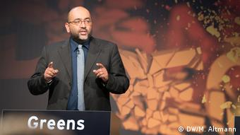 Omid Nouripour (Green Party)