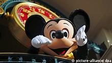 Euro Disneyland Mickey Mouse