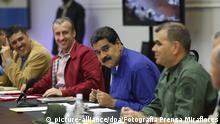 Krise in Venezuela Gespräche
