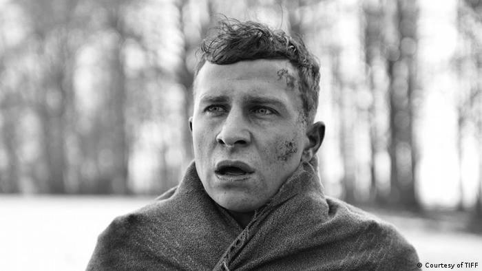 A still from Robert Schwenkte's new movie The Captain