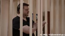 Russland Moskau - Gerichtsprozess zu ex-Gouverneuer der Kirowskaja Oblast Nikita Belych