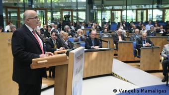 Ως πρόεδρος της ΟΕΚ ο Κ. Δημητρίου έχει αναδείξει επανειλημμένως το ζήτημα