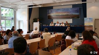 Από συνέδριο της ΟΕΚ το 2009 στη Φρανκφούρτη