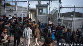 Επίσπευση των διαδικασιών εξέτασης των αιτήσεων χορήγησης ασύλου υπόσχεται ο Κ. Μητσοτάκης