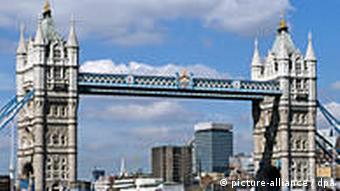 Londoner Tower Bridge (Foto: dpa)