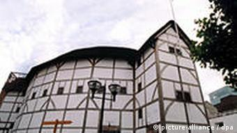 Globe Theatre in London
