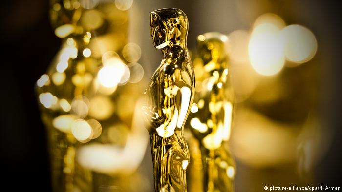 Oscars - Statue (picture-alliance/dpa/N. Armer)