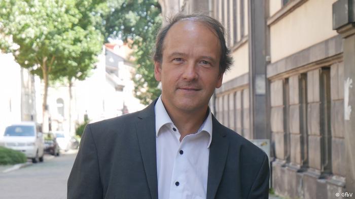 Ulrich Delius Afrikareferent der Gesellschaft für bedrohte Völker
