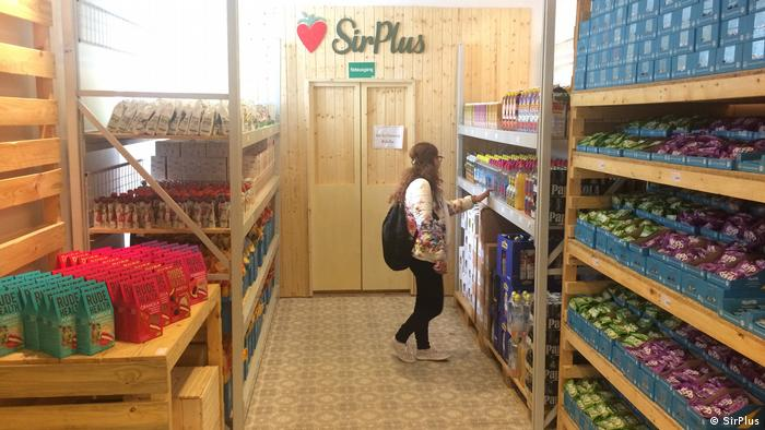 SirPlus, Lebensmittelladen in Berlin (SirPlus)