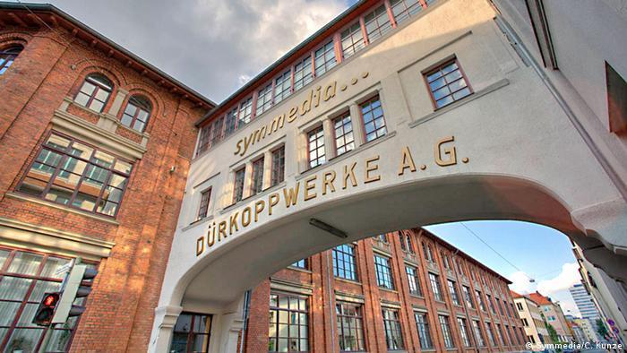 Deutschland Unternehmen Symmedia in Bielefeld