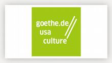 Logo goethe.de/usa/culture (Copyright: Goethe Institute)