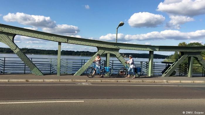 Мост шпионов в Потсдаме