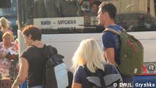 Ukraine Busreisen nach Russland