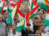 Курди виступають за незалежність своєї автономної області