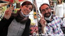Türkei Hungerstreik Nuriye Gülmen & Semih Özakca, Archivbild