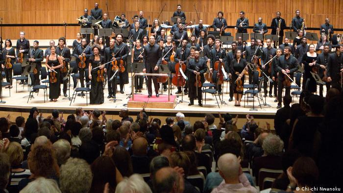 Chineke! champions black and ethnic musicians in classical
