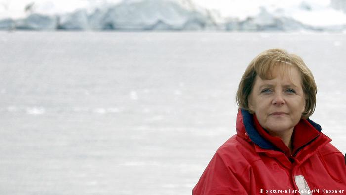 Grönland | Bundeskanzlerin Merkel besucht Grönland
