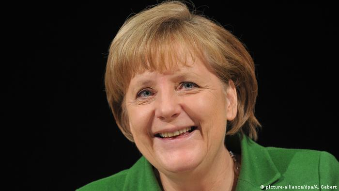 Deutschland | Angela Merkel (picture-alliance/dpa/A. Gebert)