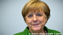 Deutschland | Angela Merkel (picture-alliance/dpa/M. Kappeler)