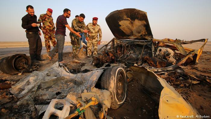 El grupo terrorista Estado Islámico (EI) cometió varios ataques corodinados contra chiíes en la sureña provincia de Diqar, matando, al menos, a 83 personas. Entre los fallecidos hay ciudadanos iraníes, aunque no especificó si realizaban una visita religiosa a la provincia de mayoría chií en el sur de Irak, donde hay varios lugares sagrados de peregrinación de esta rama del islam. 14.09.2017