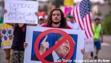 USA | Tausende Menschen protestieren in LA gegen Trumps DACA-Pläne