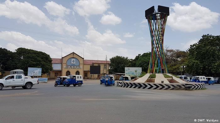 Äthiopien Stadt Dire Dawa