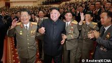 Nordkorea Diktator Kim Jong-un