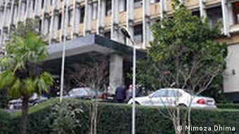 Albanien Außenministerium in Tirana (Mimoza Dhima)