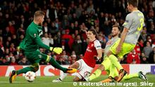 Fußball UEFA Europa League Arsenal - 1. FC Köln