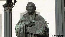 Deutschland Denkmal Martin Luther