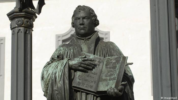 Реформація розпочалася з оприлюднення Мартіном Лютером 95-ти тез