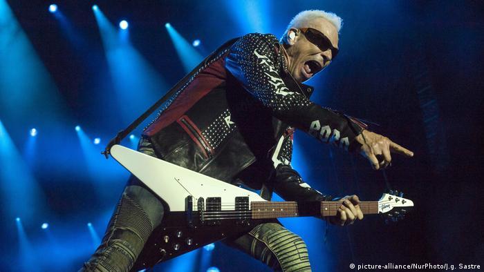 Musik Band Scorpions