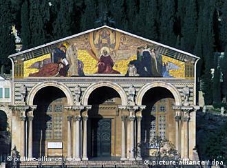 Прочанам стане легше їздити до Ізраїлю. Фото: Церква всіх народів, Єрусалим.