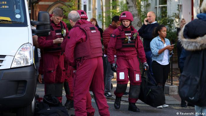 Вибух у метро в Лондоні: є постраждалі