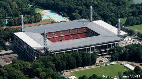 Spielort EM 2024 - Stadion Köln (picture-alliance/ULMER)