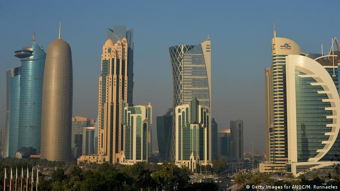Katar Doha Skyline (Getty Images for ANOC/M. Runnacles)
