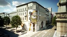 Bildergalerie - Die Kunst von der Straße - Das Haus als Leinwand