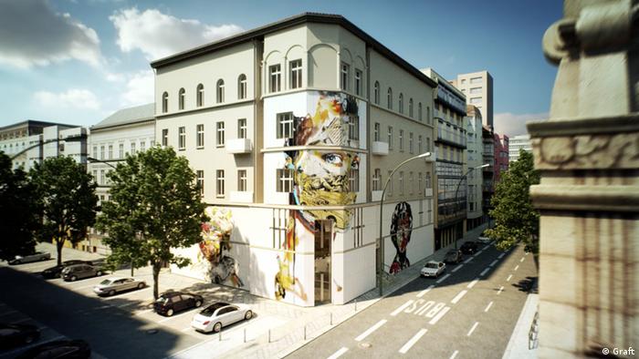 Jeune Street art museum opens in Berlin | Arts | DW | 18.09.2017 DF-61