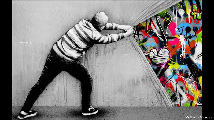 Nouveau Street art museum opens in Berlin | Arts | DW | 18.09.2017 ZQ-21